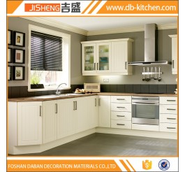 China factory PVC kitchen pantry cupboards