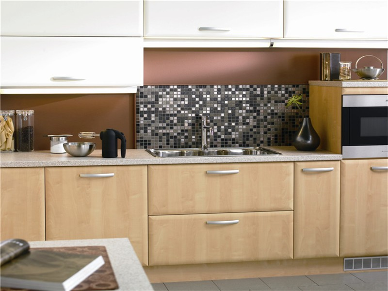 Melamine Plywood Kitchen Cabinet,. Loading Zoom