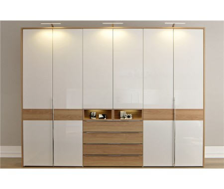 home use customized wardrobe design