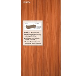 gloss panel wood grain