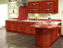 Catalog of Jisheng PVC kitchen cabinet