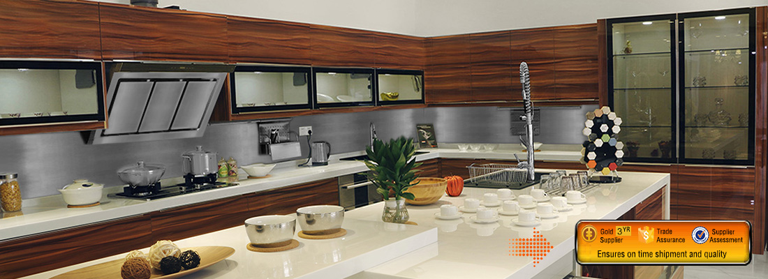 Chinese High-quality Kitchen Cabinet Supplier