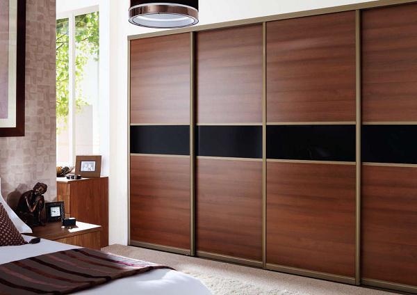 Jisheng bedroom wardrobe, bespoke color to match your bedrooom ...