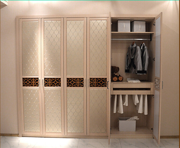 Daban creates premium quality wardrobes walk in wardrobe for Different door designs