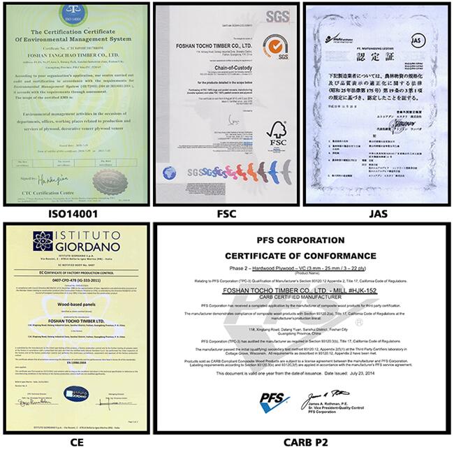 carb p2 certificates