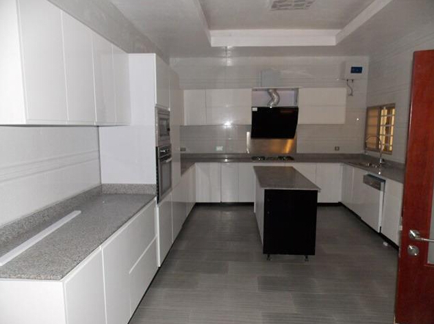 Lekki nigeria kitchen project for Kitchen designs in nigeria