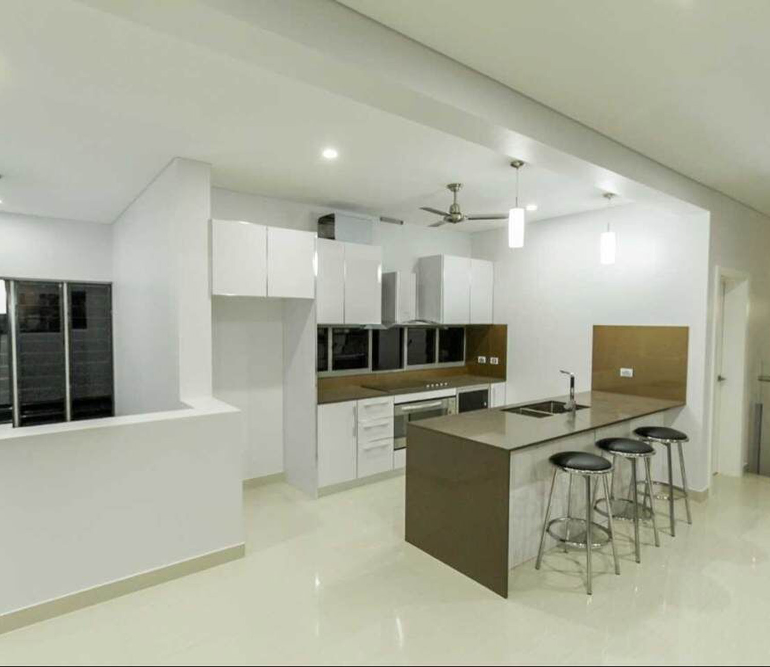Modern kitchen design Australian style