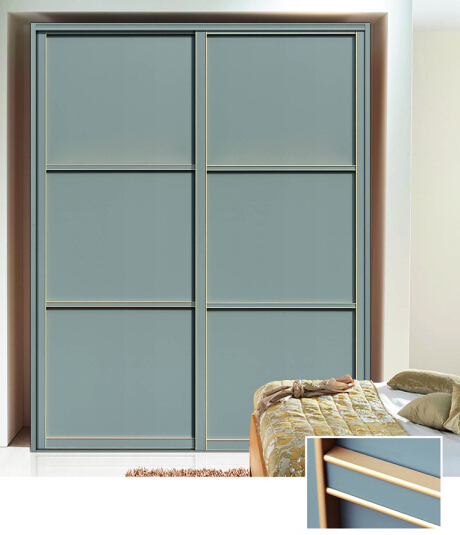 Sliding wardrobe supplier