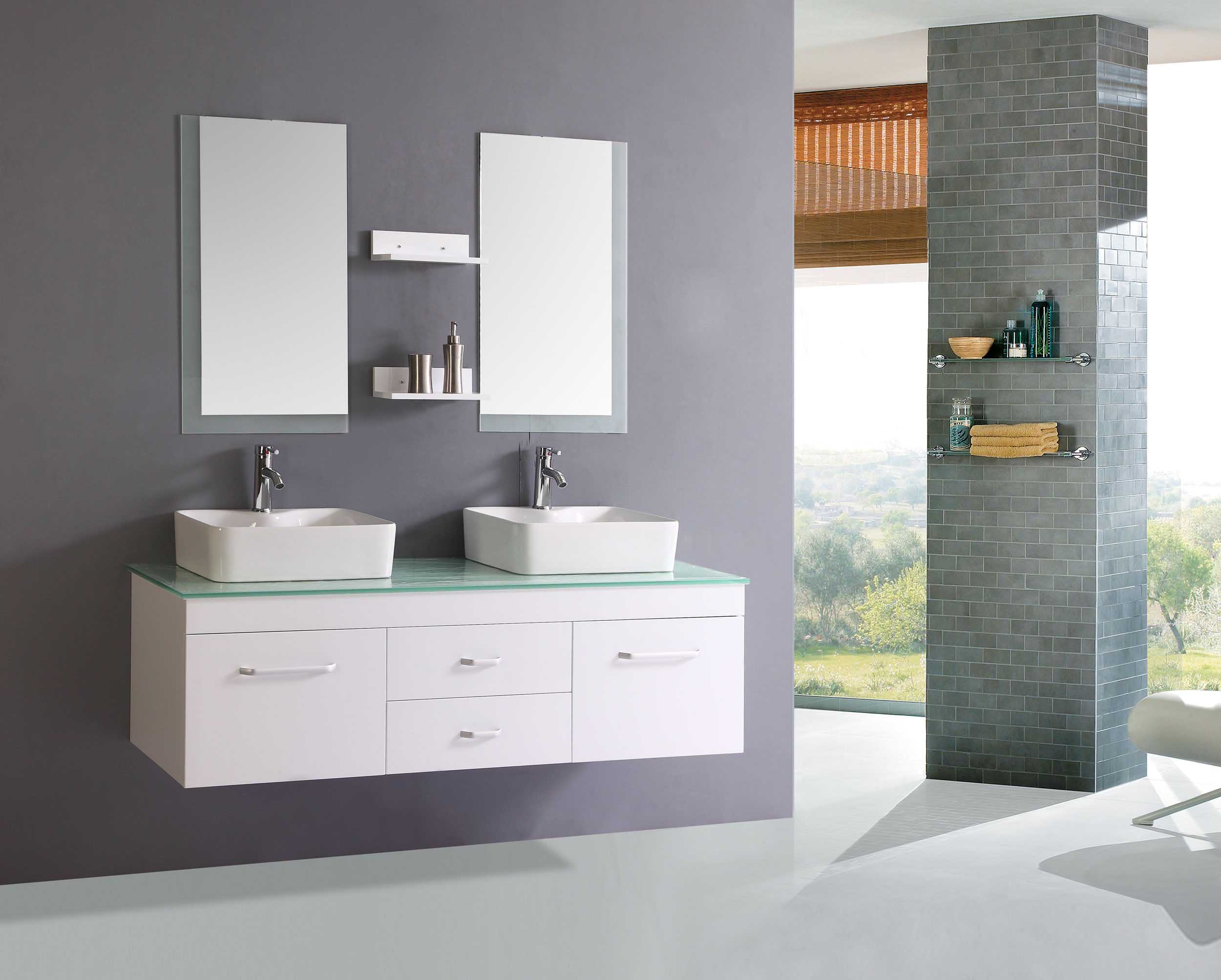 some tips for bathroom cabinet design