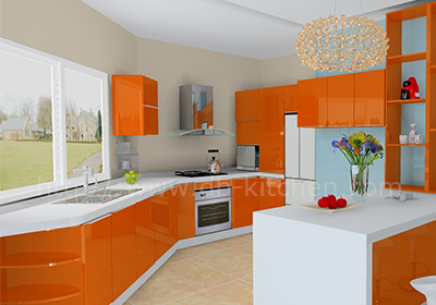 china high gloss kitchen cabinets supplier high gloss acrylic kitchen cabinets  rh   db kitchen com