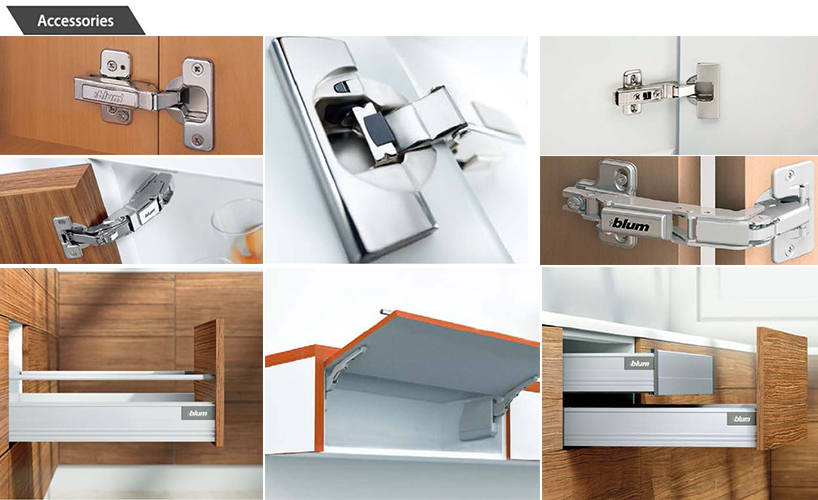 kitchen cabinets accessories